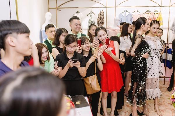 Đỗ Mỹ Linh tận dụng đầm chưa mặc ở Hoa hậu Thế giới để dự sự kiện-6