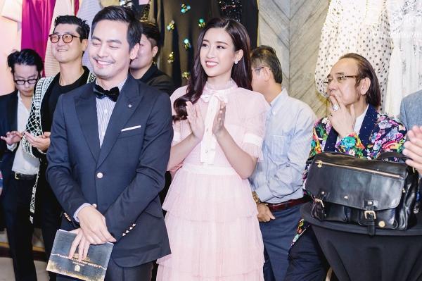 Đỗ Mỹ Linh tận dụng đầm chưa mặc ở Hoa hậu Thế giới để dự sự kiện-10
