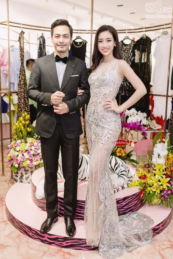 Đỗ Mỹ Linh tận dụng đầm chưa mặc ở Hoa hậu Thế giới để dự sự kiện-3