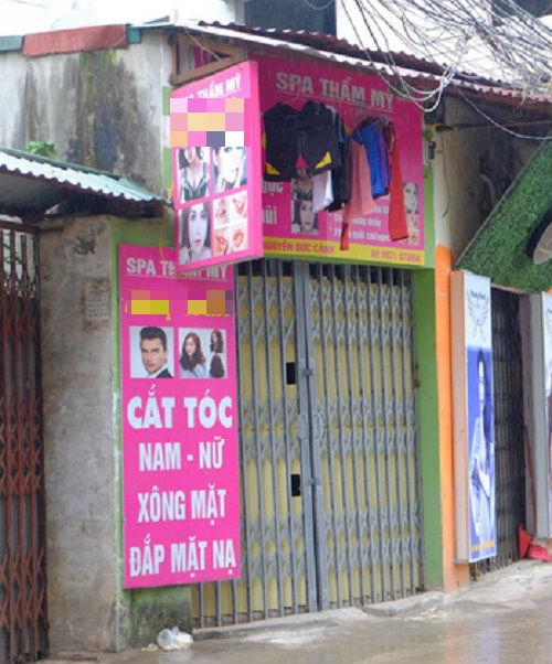 Spa thẩm mỹ tại Hà Nội nơi cô gái đi cắt mí mắt hỏng bỗng dưng biến mất bí ẩn-2