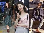 Mỹ nhân Running man Song Ji Hyo - Jessica lên đồ ngày đông đẹp nhất street style sao Hàn-11