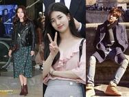 Đôi ngả đường tình, Lee Min Ho - Suzy vẫn diện street style ăn ý đẹp bất chấp
