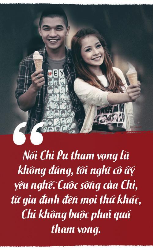 Cường Seven: Khi tôi và Chi Pu yêu nhau, Chi đã mê hát-3