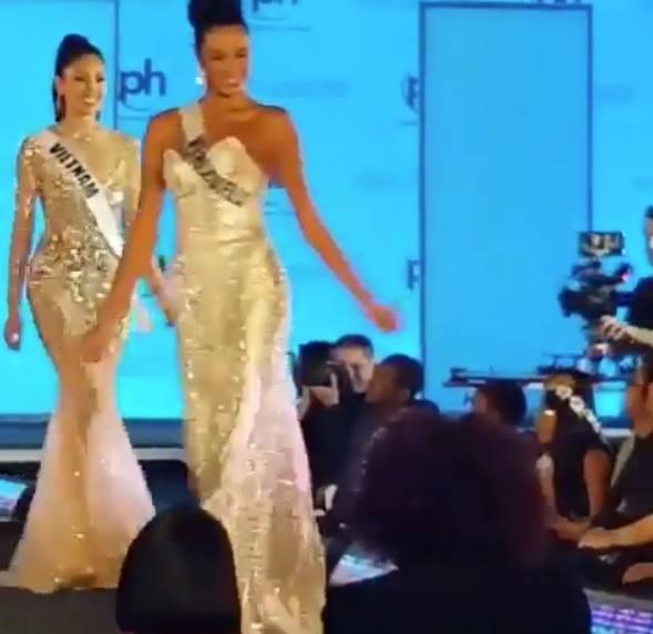 KHÓ TIN: Nguyễn Thị Loan thi bán kết Miss Universe 2017 trên sân khấu chuồng gà-6