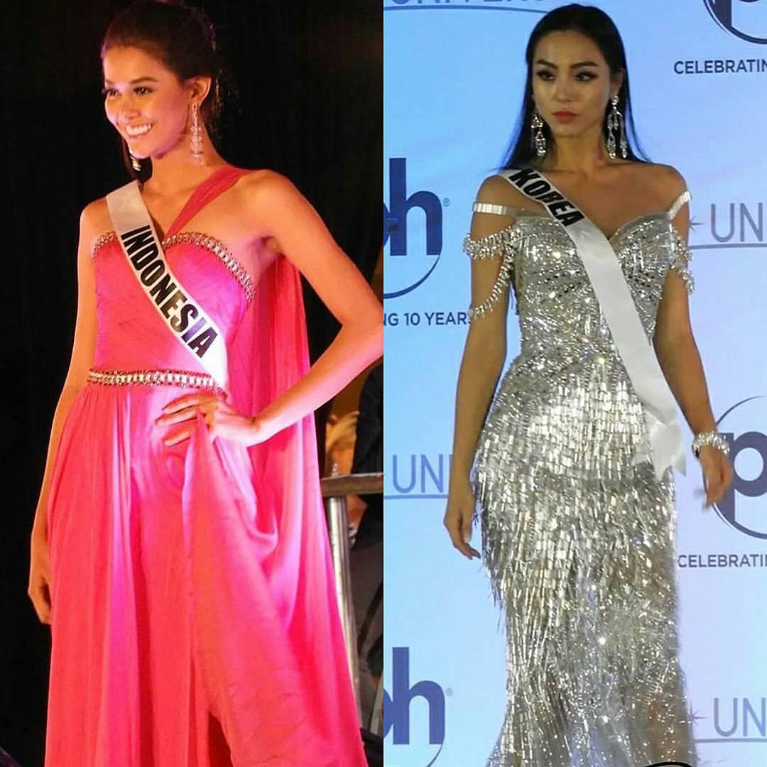 KHÓ TIN: Nguyễn Thị Loan thi bán kết Miss Universe 2017 trên sân khấu chuồng gà-14