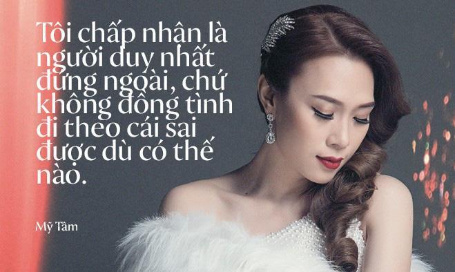 Mỹ Tâm: Các trang nhạc online Việt Nam không coi trọng bản quyền của nghệ sĩ, nên tôi thà là người duy nhất đứng ngoài-1