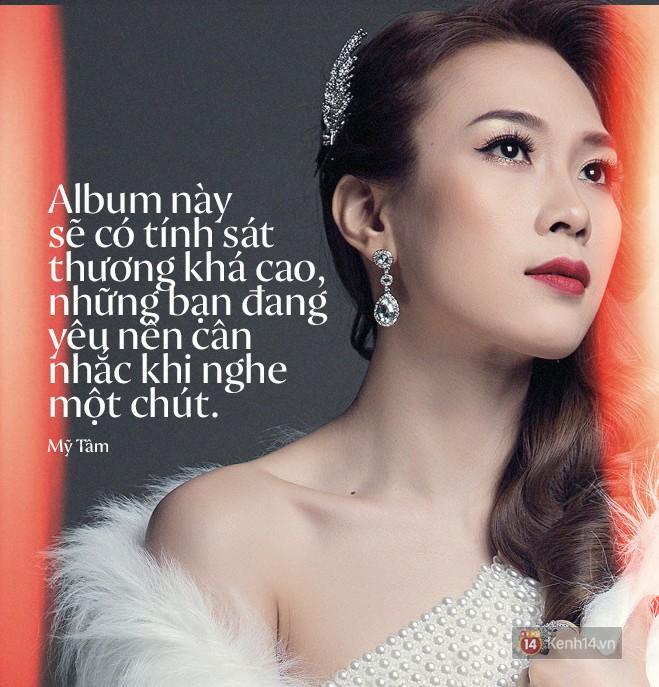 Mỹ Tâm: Các trang nhạc online Việt Nam không coi trọng bản quyền của nghệ sĩ, nên tôi thà là người duy nhất đứng ngoài-2