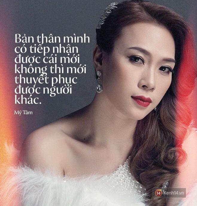 Mỹ Tâm: Các trang nhạc online Việt Nam không coi trọng bản quyền của nghệ sĩ, nên tôi thà là người duy nhất đứng ngoài-3