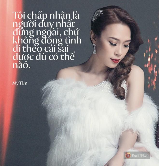 Mỹ Tâm: Các trang nhạc online Việt Nam không coi trọng bản quyền của nghệ sĩ, nên tôi thà là người duy nhất đứng ngoài-5
