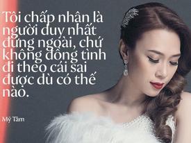 Mỹ Tâm: 'Các trang nhạc online Việt Nam không coi trọng bản quyền của nghệ sĩ, nên tôi thà là người duy nhất đứng ngoài'
