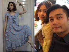 Tin sao Việt: Diễn viên Vân Trang rát mặt vì bị chồng 'ném thẳng cục tiền'