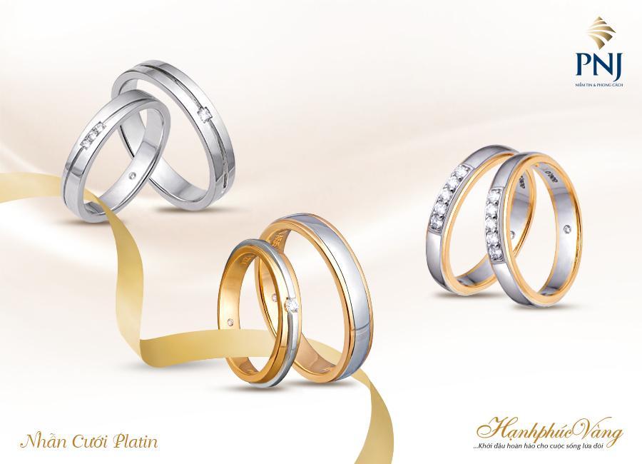 PNJ giới thiệu Trang sức cưới Hạnh Phúc Vàng-9