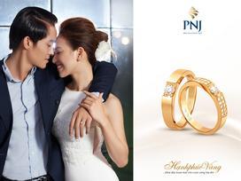 PNJ giới thiệu Trang sức cưới Hạnh Phúc Vàng