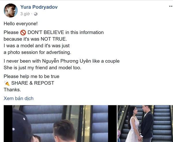 Chú rể Tây soái ca bị tố bắt cá hai tay ở Nha Trang: Tôi chỉ làm mẫu cho bộ ảnh, không hề yêu cô ấy!-1