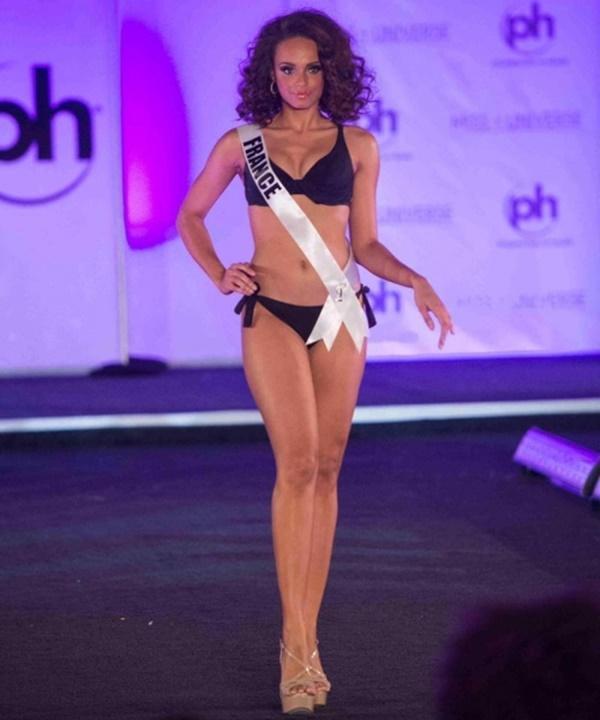 Người đẹp Miss Universe diện bikini khoe đường cong tuyệt mỹ, fan lo lắng cho Nguyễn Thị Loan-3