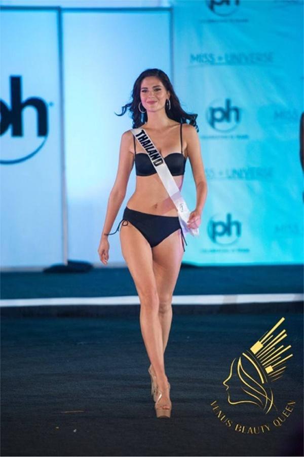 Người đẹp Miss Universe diện bikini khoe đường cong tuyệt mỹ, fan lo lắng cho Nguyễn Thị Loan-7