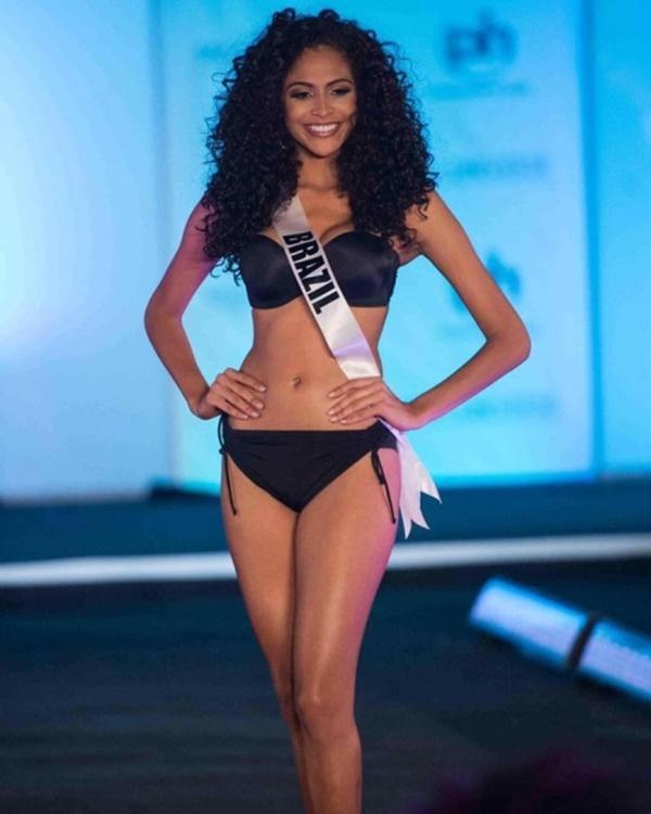 Người đẹp Miss Universe diện bikini khoe đường cong tuyệt mỹ, fan lo lắng cho Nguyễn Thị Loan-9