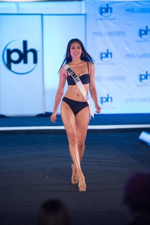 Người đẹp Miss Universe diện bikini khoe đường cong tuyệt mỹ, fan lo lắng cho Nguyễn Thị Loan-12
