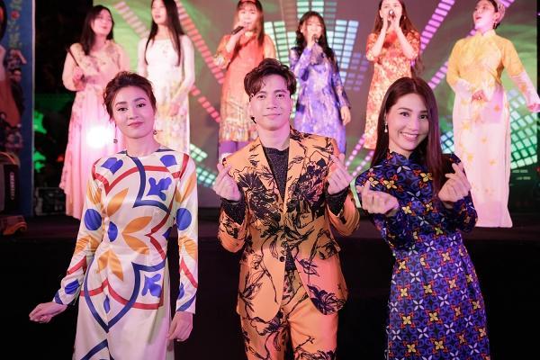 365 bất ngờ tái hợp diễn lại hit triệu view trong đại nhạc hội của Cô Ba Sài Gòn-1