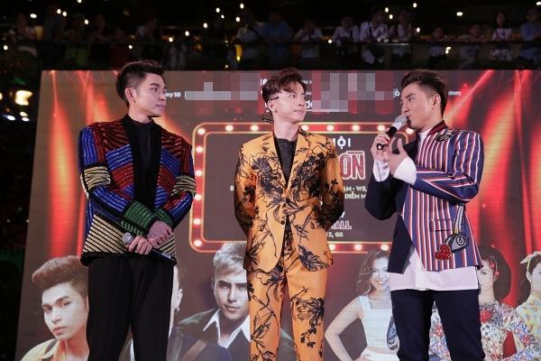 365 bất ngờ tái hợp diễn lại hit triệu view trong đại nhạc hội của Cô Ba Sài Gòn-8