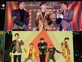 365 bất ngờ tái hợp diễn lại hit triệu view trong đại nhạc hội của 'Cô Ba Sài Gòn'
