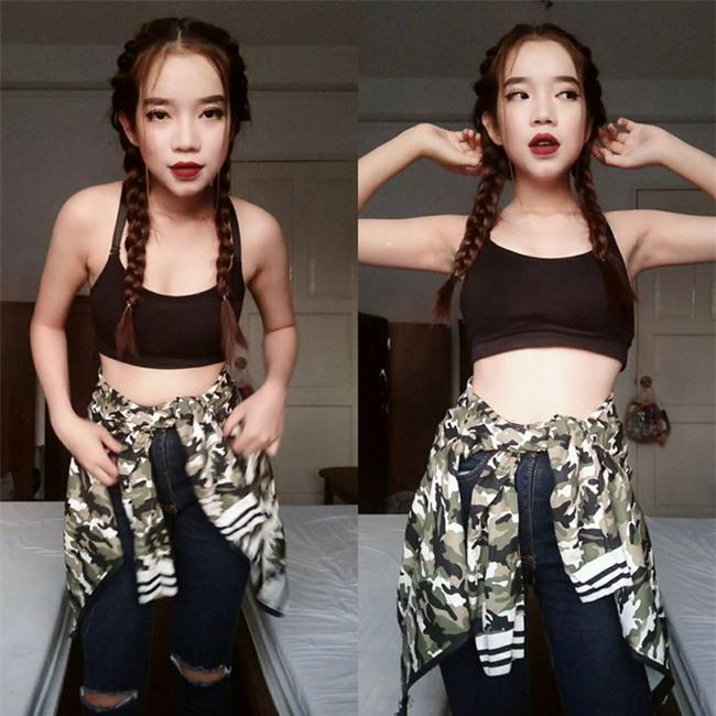 Cô gái xinh đẹp gây bão khi cover 2 hit của Chi Pu được đánh giá xuất sắc hơn bản gốc-3