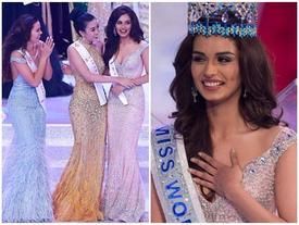 Không chỉ xinh đẹp, mỹ nhân Ấn Độ đoạt Miss World còn nhờ lòng nghĩa hiệp 'cứu bạn' chẳng toan tính