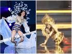 Clip: Những pha 'vồ ếch' đi vào lịch sử sàn diễn thời trang thế giới