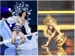 Người mẫu Trung Quốc catwalk như đi chợ tại show Victorias Secret-4