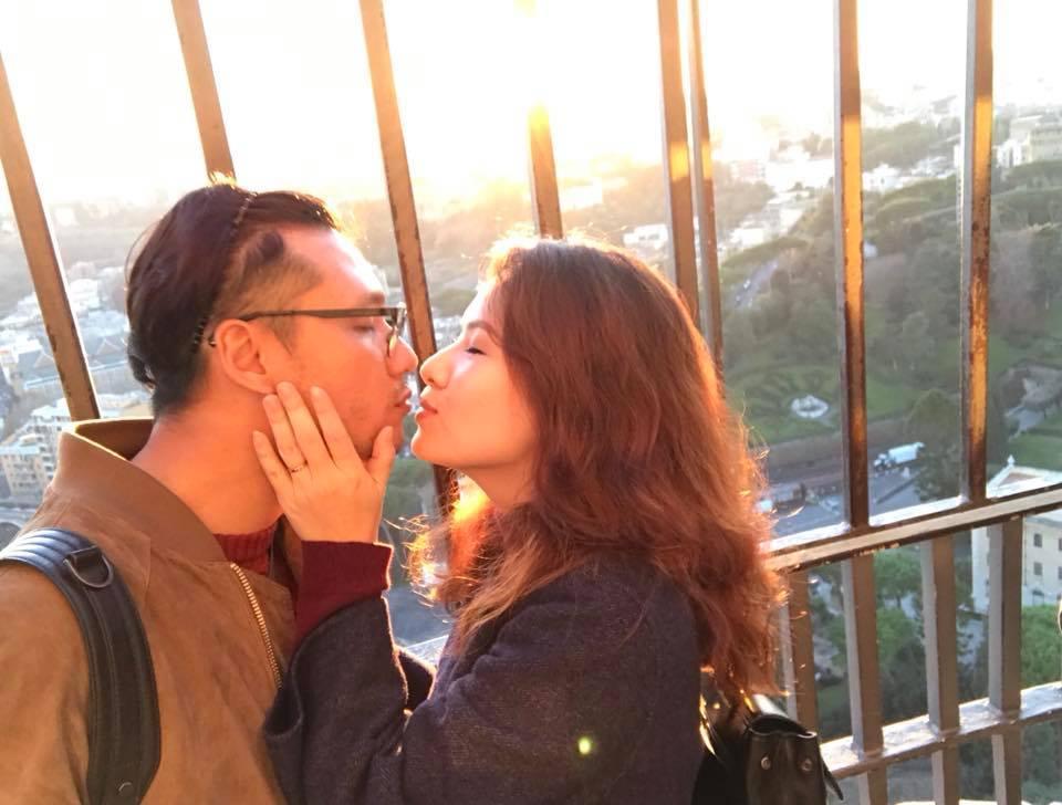 Tin sao Việt: Mệt mỏi vì xa chồng, Đan Lê liệt kê loạt công dụng của ông xã Khải Anh-1