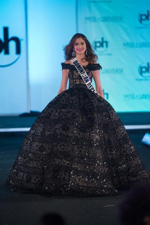 Những trang phục dạ hội đẹp xuất sắc tại bán kết Miss Universe 2017-5