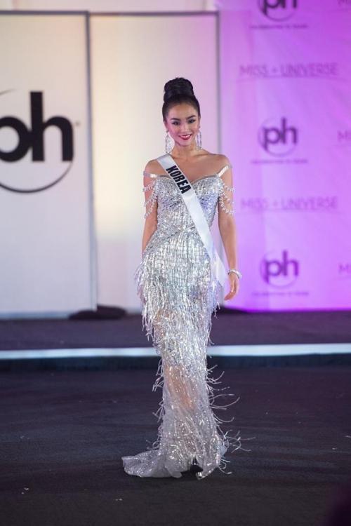 Những trang phục dạ hội đẹp xuất sắc tại bán kết Miss Universe 2017-3