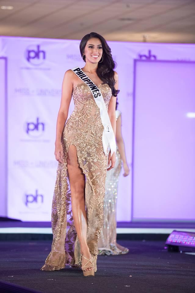 Những trang phục dạ hội đẹp xuất sắc tại bán kết Miss Universe 2017-6
