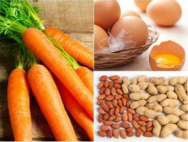 Tiết lộ top thực phẩm là 'vũ khí' chống lại ngày hanh khô