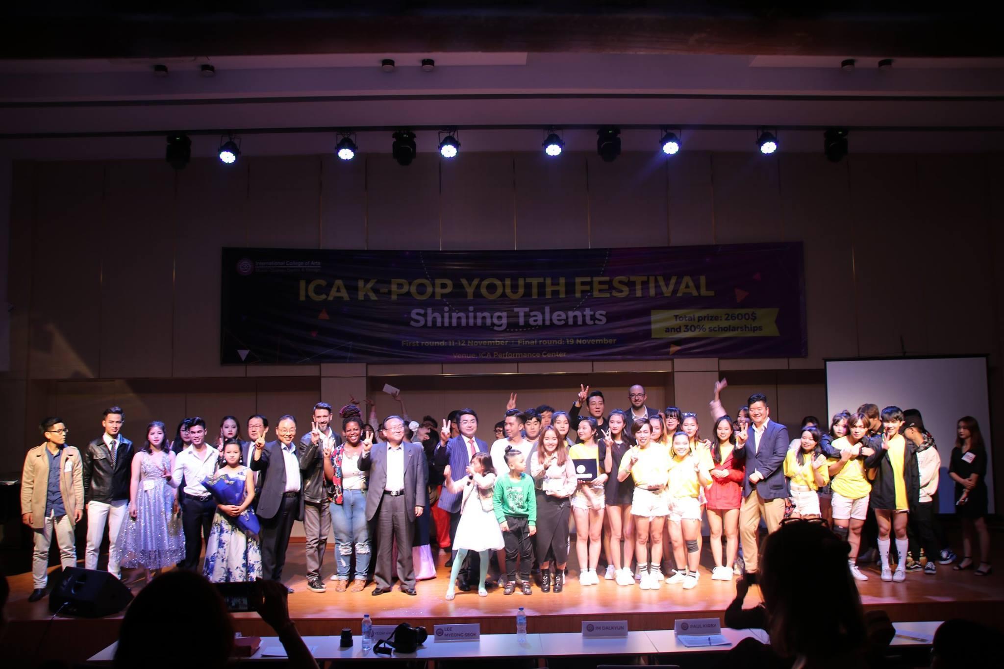 32 tài năng tỏa sáng trong đêm chung kết ICA Youth Festival-1