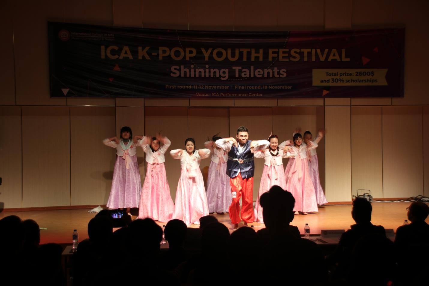 32 tài năng tỏa sáng trong đêm chung kết ICA Youth Festival-3