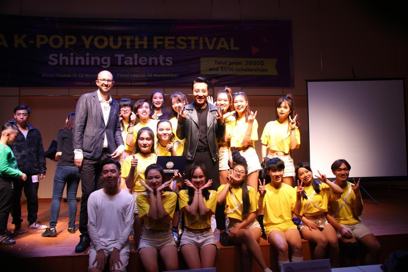 32 tài năng tỏa sáng trong đêm chung kết ICA Youth Festival-5