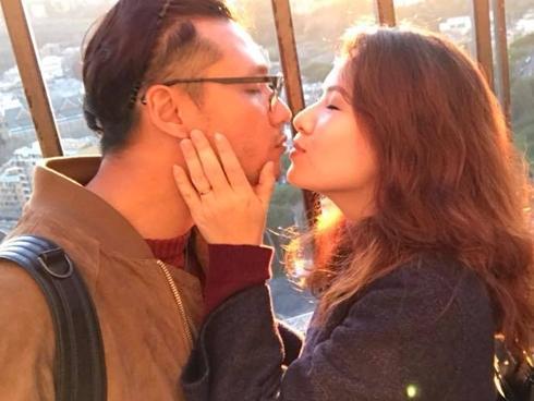 Tin sao Việt: Mệt mỏi vì xa chồng, Đan Lê liệt kê loạt 'công dụng' của ông xã Khải Anh