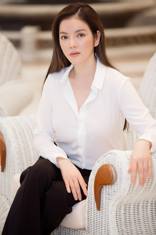 Lý Nhã Kỳ sản xuất phim cho chồng cũ của ngôi sao Trương Mạn Ngọc-1
