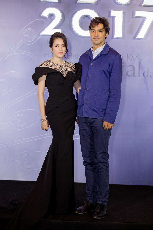 Lý Nhã Kỳ sản xuất phim cho chồng cũ của ngôi sao Trương Mạn Ngọc-6
