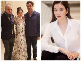 Lý Nhã Kỳ sản xuất phim cho chồng cũ của ngôi sao Trương Mạn Ngọc
