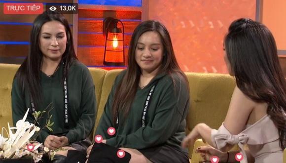 Ca sĩ Phi Nhung: Mạnh Quỳnh không phải là bố đẻ của con gái tôi-1