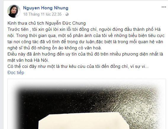 Chủ tịch Hà Nội chỉ đạo xem xét tâm thư của vợ Xuân Bắc-2