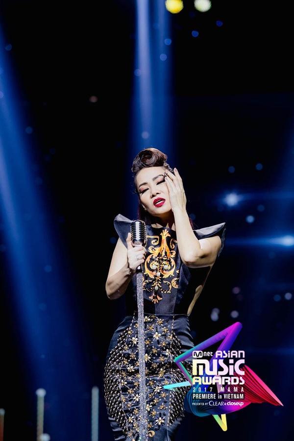 Thu Minh chính thức xác nhận trở thành host của MAMA 2017-4