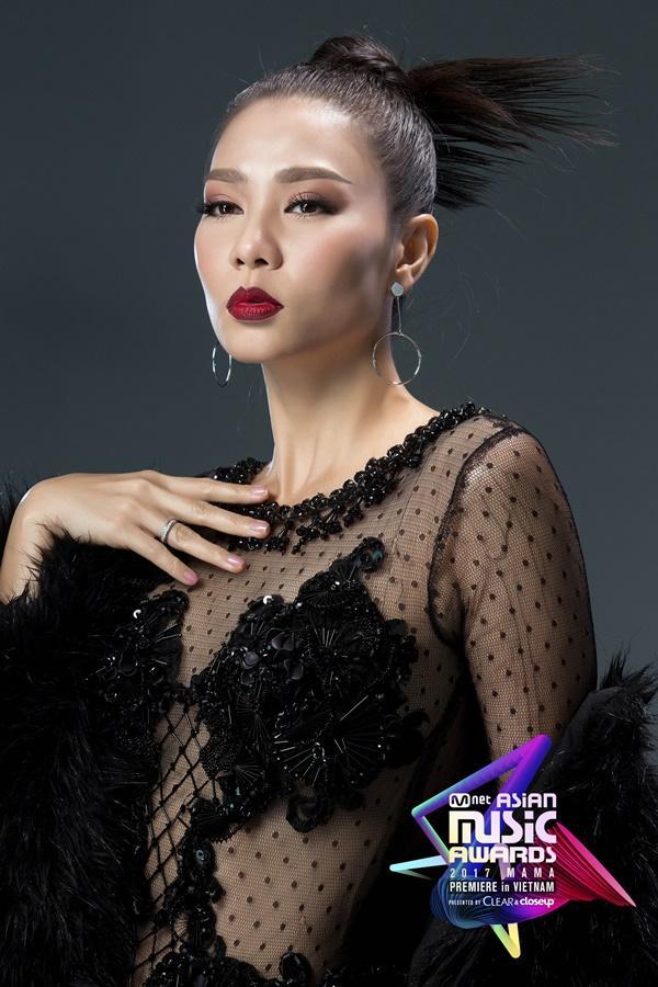 Thu Minh chính thức xác nhận trở thành host của MAMA 2017-5