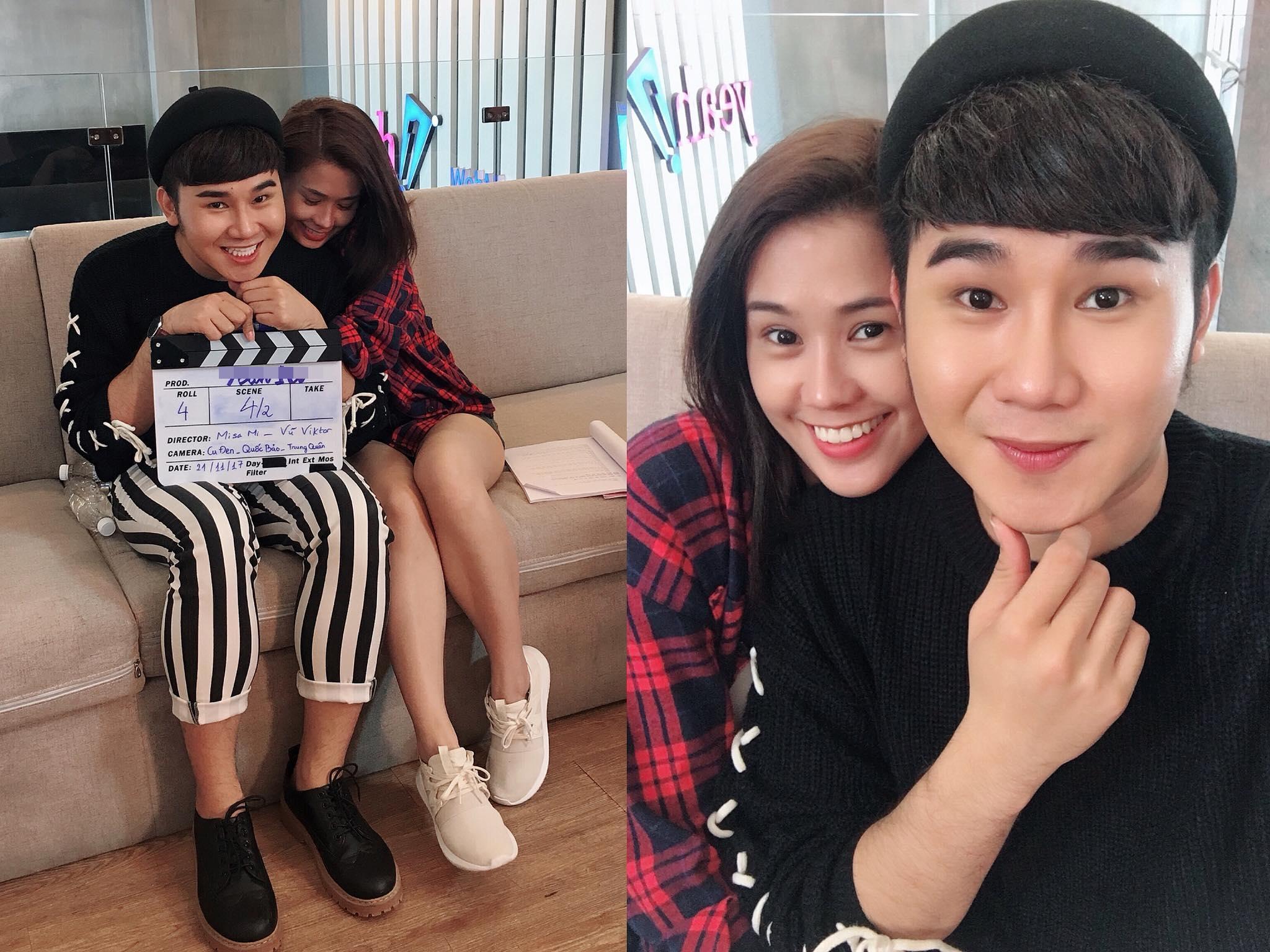 Hot girl - hot boy Việt 23/11: Bạn trai bất ngờ tiết lộ Linh Đan đòi chia tay lần thứ 7-10