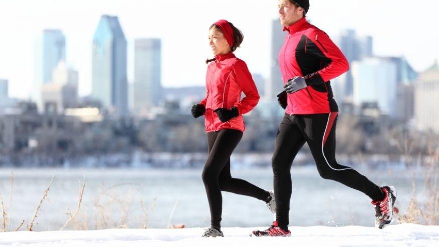 Kết quả hình ảnh cho tập thể dục mùa đông