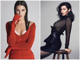 Kendall Jenner trở thành siêu mẫu có thu nhập cao nhất trên thế giới