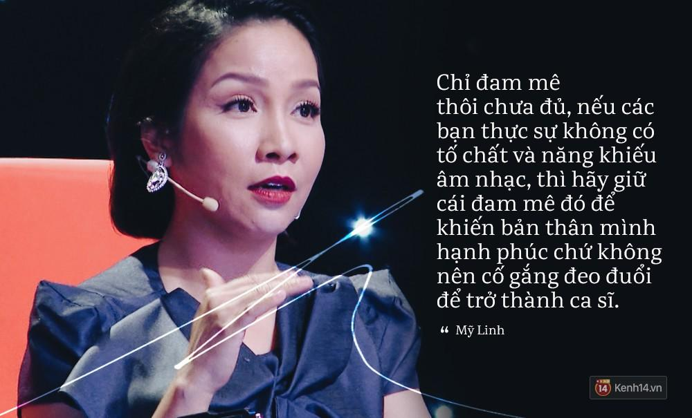 Diva Mỹ Linh: Chỉ vì thấy một số bạn hát live chưa tốt mà đề nghị cấp thẻ hành nghề để thanh lọc thì hơi buồn cười!-4