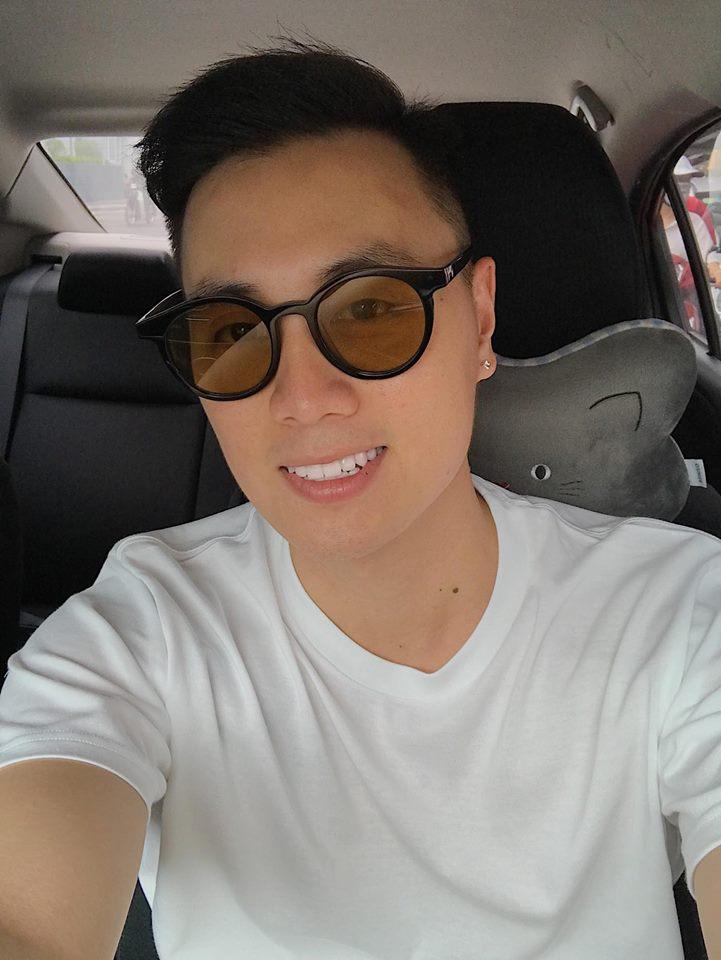 Ông bố hot nhất mạng xã hội Kiên Hoàng vừa lái xe vừa phiêu 2 hit của Chi Pu-1
